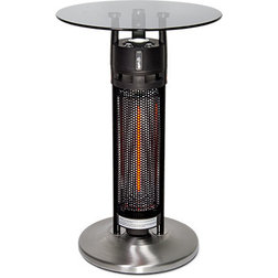 Contemporary Patio Heaters by GreenTech Environmental