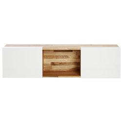 Transitional Storage Cabinets by MASHstudios