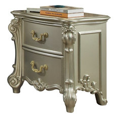 Acme Vendome II Nightstand Champagne by Acme Furniture