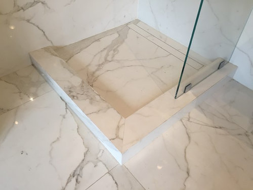 Dekton Or Neolith As Shower Walls
