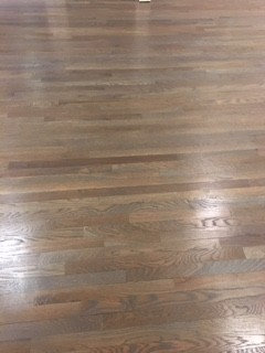 Anyone Used Seen Dura Seal Warm Gray On White Oak Flooring