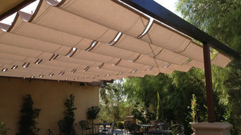 Slide Wire Awnings