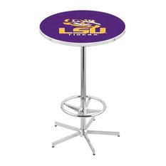 Louisiana State Pub Table by Holland Bar Stool Company