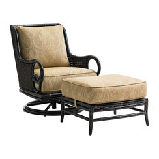 Swivel Rocker Loung Chair