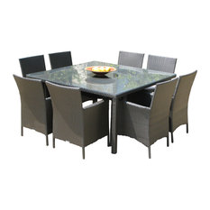 50 Most Popular Outdoor Dining Sets For 2019 Houzz