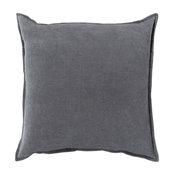 Cotton Velvet Pillow Cover 20x20x0.25