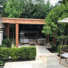 Backyard Patios in the City