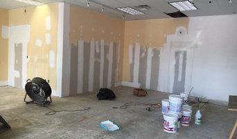 Store Front Hardwood Flooring