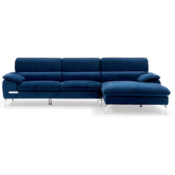 Contemporary Sectional Sofas by Zuri Furniture