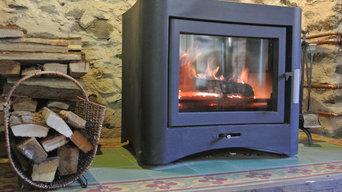 Broseley eVolution 26 Wood Boiler Stoves