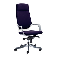 Xenon Colourful Executive Chair, Purple