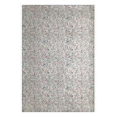 Terrazzo Powder Pink Rug, 70x140 cm