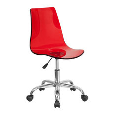 50 most popular red office chairs for 2018 houzz