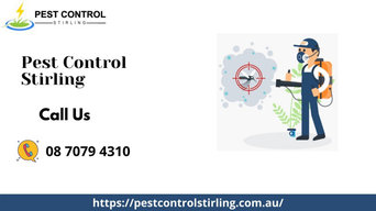 Local Pest Control Services in Stirling, SA
