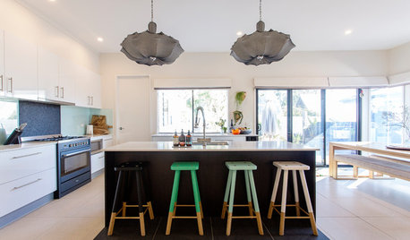 My Houzz: A Fun-Filled Family Abode With a Holiday Vibe