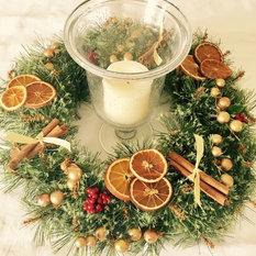 - Christmas Centrepiece - Christmas Decorations