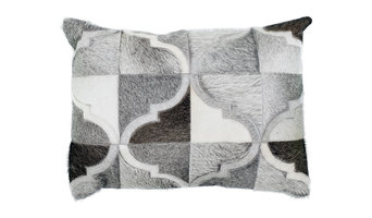 Kayoom Lavish Throw Pillow, 310 Gray, Rectangular
