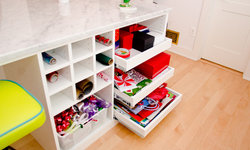 Bright and Beautiful Craft Room