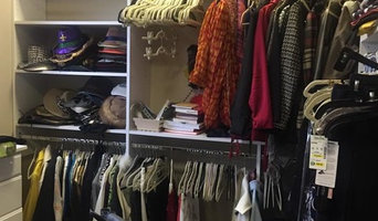 Before and After Master Closet