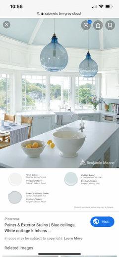 Kitchen Cabinets Benjamin Moore Gray Cloud