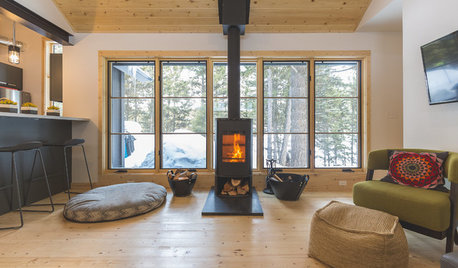 Houzz Tour: Architect Turns a Fishing Shack Into a Cozy Getaway
