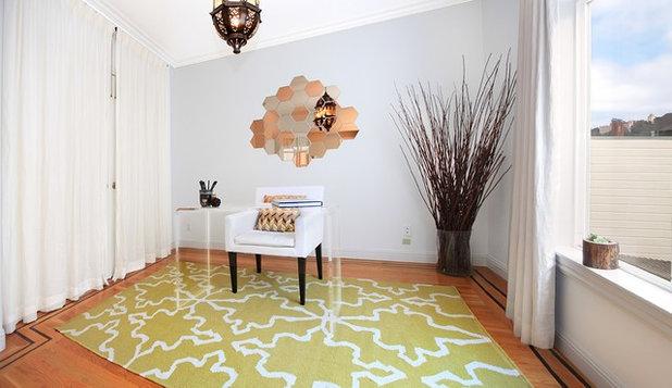 Contemporary  by Eva Stoyanov -  Real Estate Broker