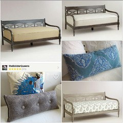 How To Cover A Daybed So It Looks More Like A Couch Than A Bed