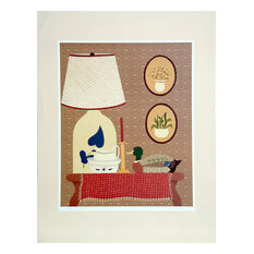 """""""Table In The Study"""" Artwork"""