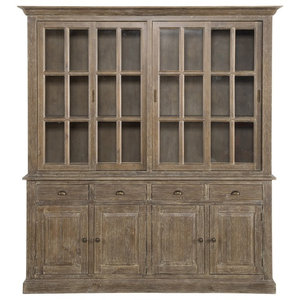 Gerald Reclaimed Pine 4 Drawer Cabinet By Kosas Home