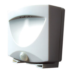 Motion Activated Outdoor Led Night Light, Battery Operated