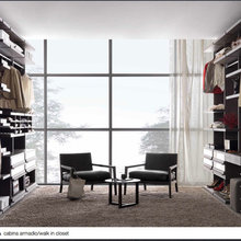 Dressing rooms