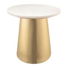 Bleeker Marble Side Table