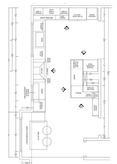 Floor Plan by Haus Interior Design