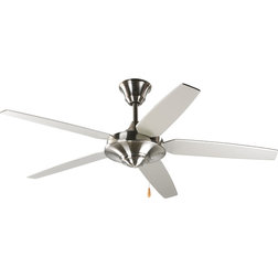 Contemporary Ceiling Fans by Progress Lighting