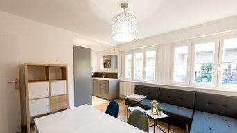 Rénovation d'appartement - Boulevard d'Alsace