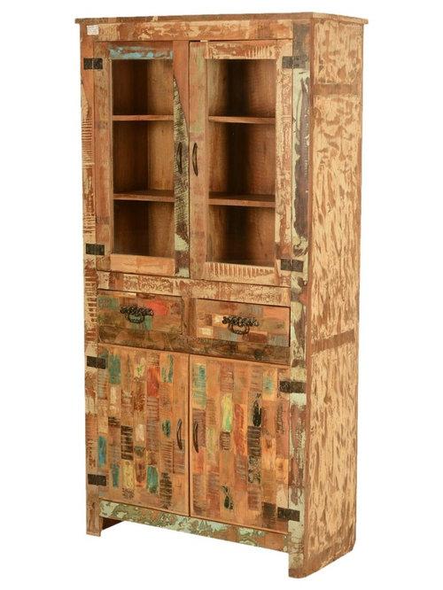 Rustic Armoires & Wardrobes