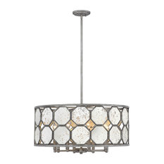 Hinkley Lara Chandelier Large Drum