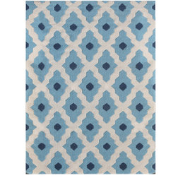 Contemporary Area Rugs by Amer Rugs Inc.