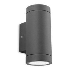 Shelby Double LED Outdoor Wall Light