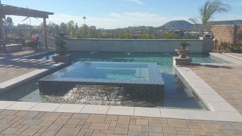 Outdoor living & Pool