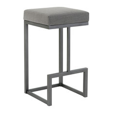 26 Inch Backless Bar Stools Counter Stools Houzz