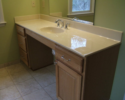 Handicap Accessible Vanity Houzz