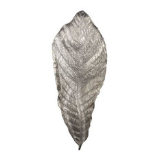 Dimond Home Colossal 468017 Wall Art, Silver Leaf