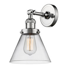 Cone Shaped Wall Sconces Houzz