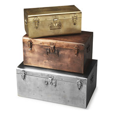 Butler Specialty Hors D'oeuvres Metal Trunks