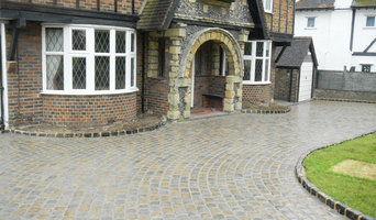 Domestic In/Out Cobletech Driveway | Epsom