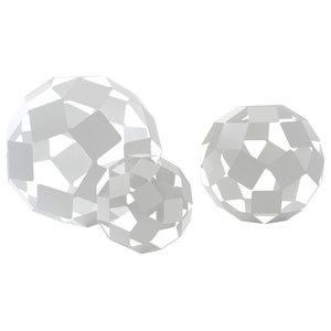 Dancing Square Pendant Lamp, Medium