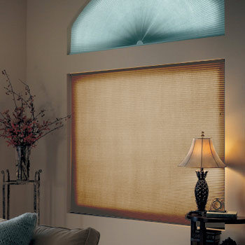 graber graber 38inch double cell cellular shades daydream