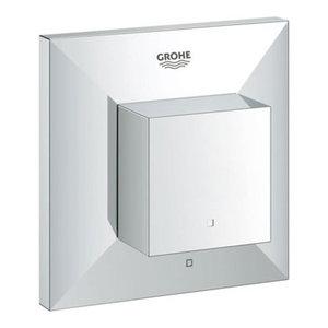 Grohe 19 910 Eurocube Volume Control Valve Trim Only Chrome