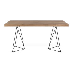 "Multi 63"" Table Top With Trestles"